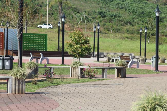 Praça Pedro Bertoldo Gewehr