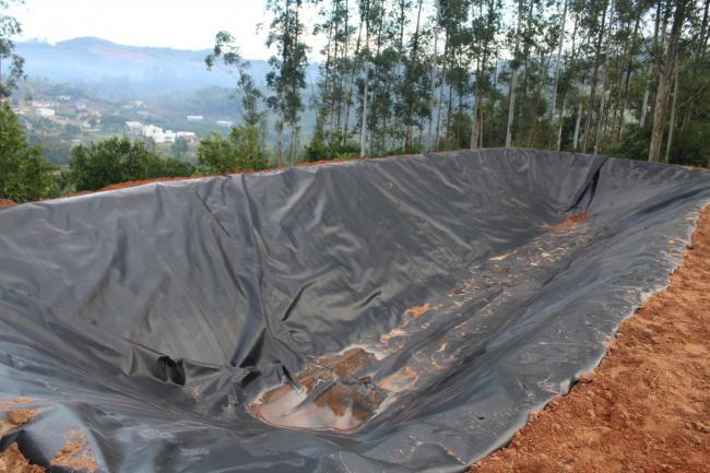 Prefeitura auxilia na construção de lagoas em propriedades rurais