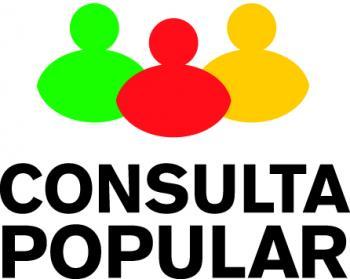 Consulta Popular marcada para o final do mês