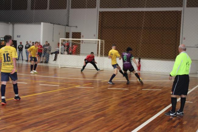Municipal de Futsal com os semifinalistas definidos