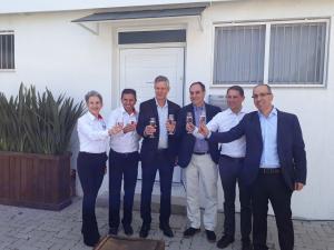 ESB do Brasil inicia oficialmente as atividades em Harmonia