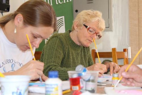 Cras abre inscrições para curso de artesanato