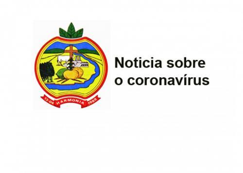 Harmoniense internado em Montenegro teve resultado preliminar negativo para coronavírus