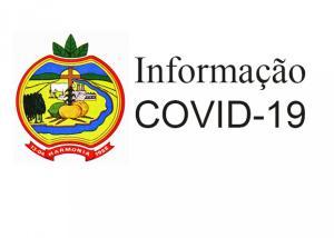 Município registra mais um caso de Covid-19