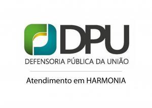 Defensoria da União atenderá pendências sobre benefícios federais ou INSS em Harmonia