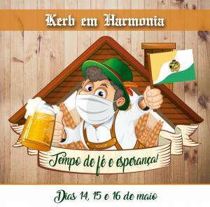 Carreata, missa e venda de kit típico são as atrações do Kerb