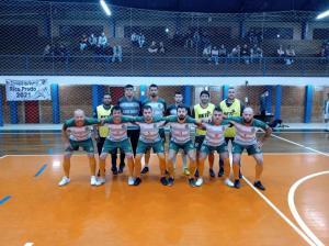 Copa Transcitrus de Futsal: equipe de Harmonia é derrotada na quarta rodada