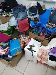 Cras Auxiliadora distribuirá roupas curtas neste sábado