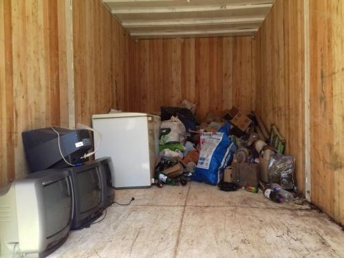 Lixo foi recolhido no Dia do Descarte Correto