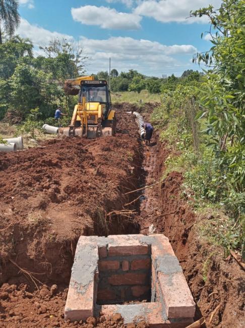 Pavimentação de três ruas no Morro Peixoto inicia segunda-feira