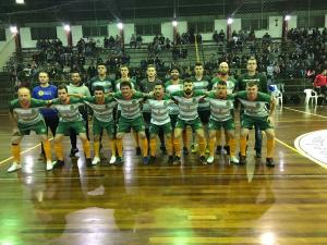 Harmonia mais perto da semifinal na Copa Transcitrus de Futsal
