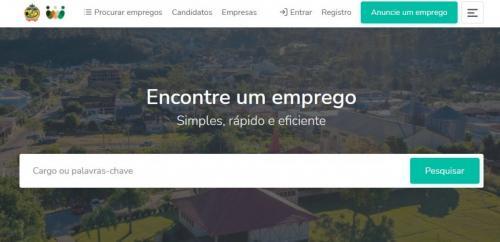 'Oportunidades em Harmonia' tem emprego disponível