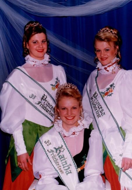3ª Früchtefest - 1999