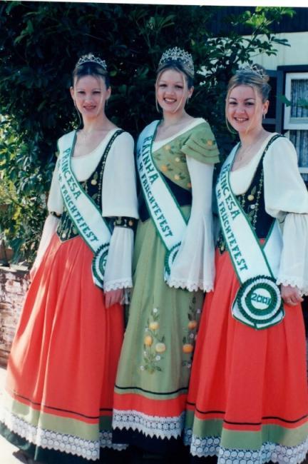 4ª Früchtefest - 2001