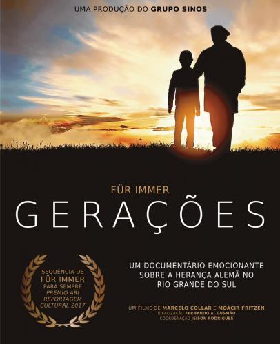 Für Immer - Gerações um documentário sobre a imigração alemã