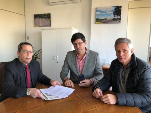 Harmonia e São José do Sul terão ligação asfáltica